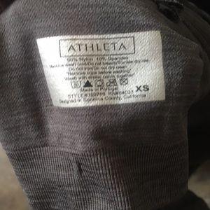Athleta Tops - Athleta grey layering cami sz XS NWT 59912